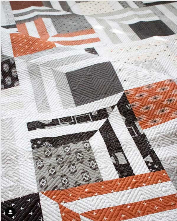 CT BH3 Lella Fracture Quilt