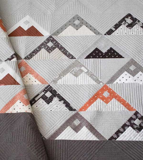 CT BH3 Lella Mountainside Quilt